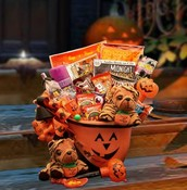 Perfect Halloween Basket