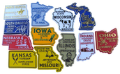 state capitals of midwest