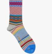 Calcetines del arco iris