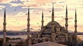 Famous Landmark in Turkey