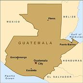 Basic info Guatemala