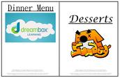 Dreambox = Dinner!