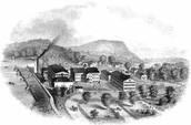 Eli Whitney's Factory