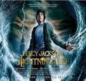Percy Jackson is the son of Poseidon
