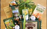 Fore the 19th Hole Basket - $62.95