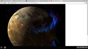 Ganymede isn't a normal moon