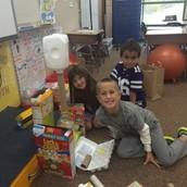 Michelle Goracke's class-Tower Challenge