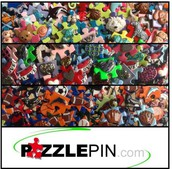 Puzzle Pins Sales Tuesday & Wednesday
