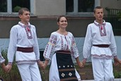 Traditional Moldovan Clothing