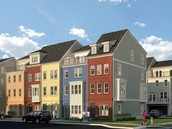 Coming Soon! Glenmont MetroCentre Townhomes