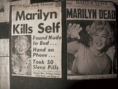 """Marilyn Kills Self"""