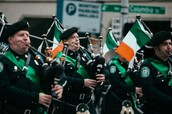 Seattle's 2015 St. Patrick's Day Parade