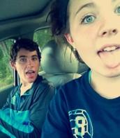 Me and my cousin Jordan