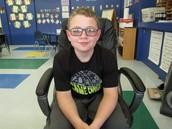 Asset Builder of the Week - Bonding to School - Asset #24 - Jarrett Bird