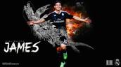 Quien es James Rodriguez ?
