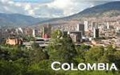 population and capital of colombia
