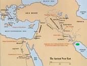 Mesopotamia Map