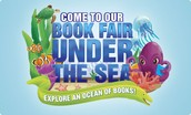 Support the Spring Book Fair !