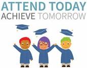 El 96 % de los estudiantes asistieron a la escuela la semana pasada.