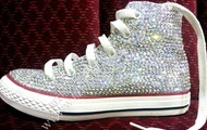 Our crystals are perfect for use on shoes