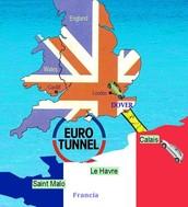 Qué es el túnel del canal de la mancha y por qué se creó.