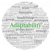 Adaptbility