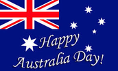 Australia day facts