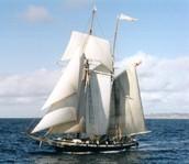 Stede Bonnet's Ship