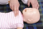 CPR- child and infant