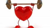 el corazón siempre debe estar fuerte .