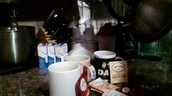 Testing Black tea