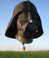 Star Wars Hot Air Balloon