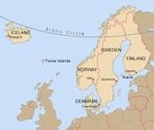 Nordic Map