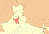 State that shares the same similarities, with......... PANJAB