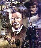 Portraits of Theodore Roosevelt