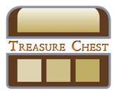 Treasure Chest Open to Families