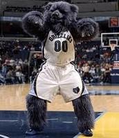 Grizz The Mascot