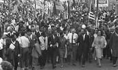 Selma to Montgomary March