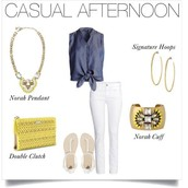Casual Afternoon Style