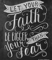 Faith Qoute