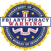 This is the piracy warning seal