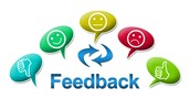 Offer immediate and regular feedback often!