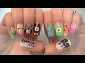 My nail fashion design