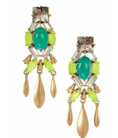 Jardin Earrings...detachable Stud