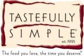Tastefully Simple:  Rhonda L. Collins - Independent Consultant & Team Manager