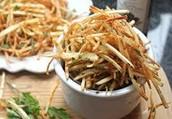 Thin Rosemary Fries