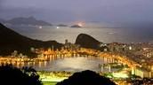 stunning view of Rio
