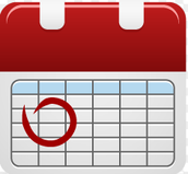 Mark Your Calendars! / Guarden la Fecha