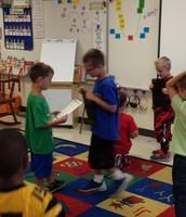First Grade Collaboration