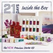 21 Days In a Box